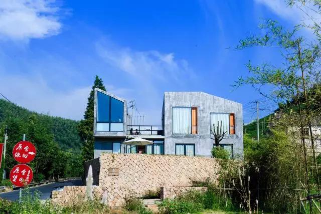 清境·原舍,从山里长出来的房子