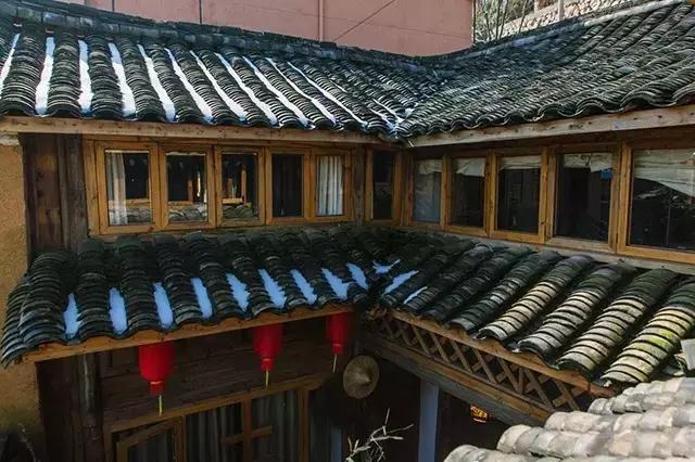 【探庐·丽水】麒麟山居|山间古屋里的旧光阴