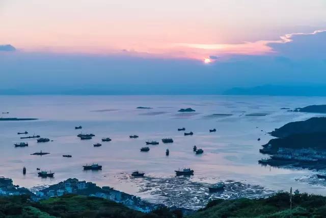 【探庐·台州】海山生活|石头砌成的海景房