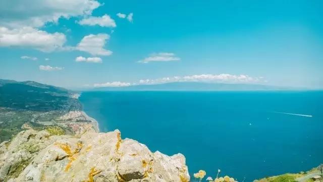 【探庐·台州】听海客栈,海边山上的石堡