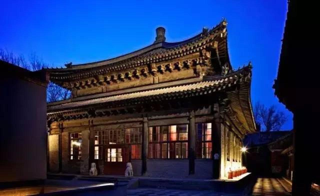 即便被改造成惊艳的民宿,600多年的破庙为何依旧无法重生